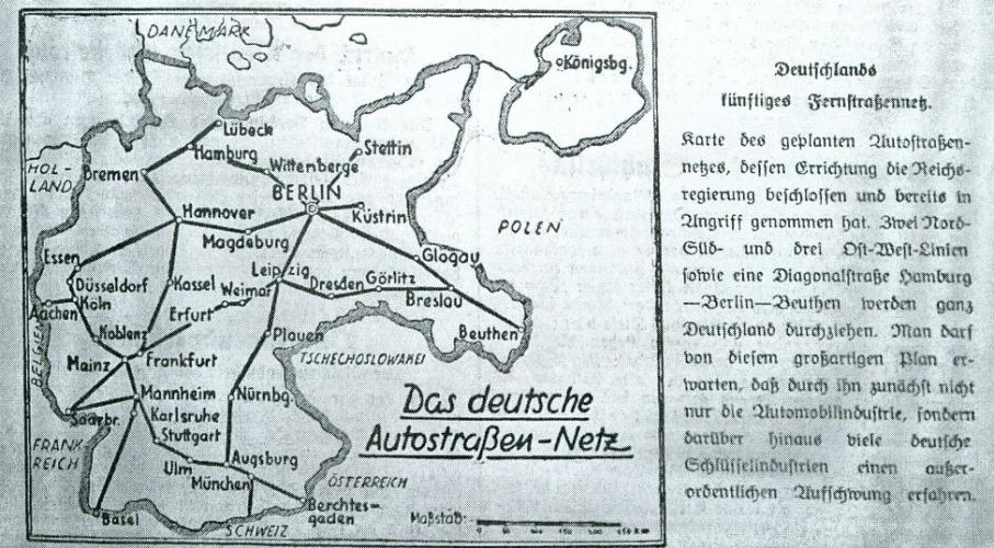 Archiv Fur Autobahn Und Strassengeschichte